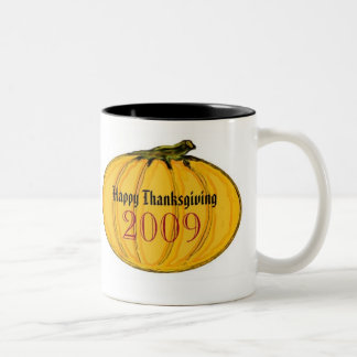 The MUSEUM Artist Series by jGibney Thanksgiving Coffee Mugs