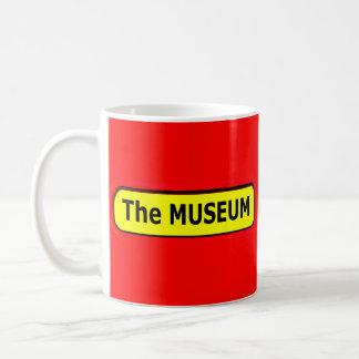 The MUSEUM Logo The MUSEUM Zazzle Coffee Mug