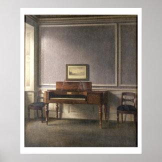 The Music Room Print
