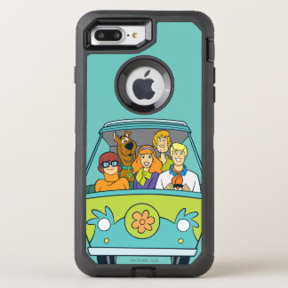 The Mystery Machine OtterBox Defender iPhone 8 Plus/7 Plus Case