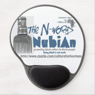 The N-word Nubian Gel Mousepad