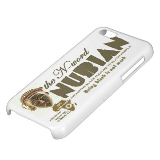 The N-word Nubian iPhone Case iPhone 5C Covers