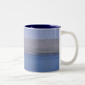 The Namib Desert Two-Tone Coffee Mug