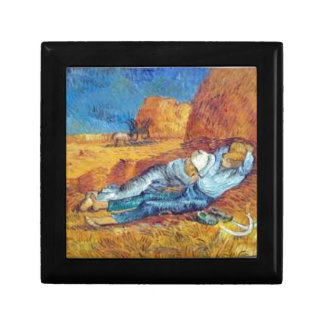 The Nap of Vincent Van Gogh (Noon) Gift Box
