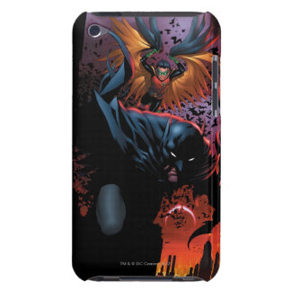 The New 52 - Batman and Robin #1 iPod Touch Cases