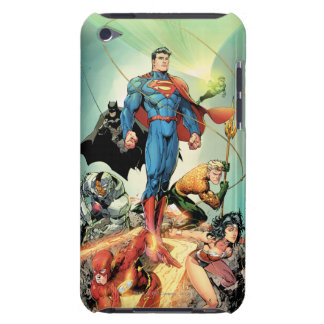 The New 52 Cover #3 Capullo Variant iPod Case-Mate Case