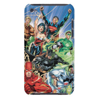 The New 52 - Justice League #1 iPod Case-Mate Cases