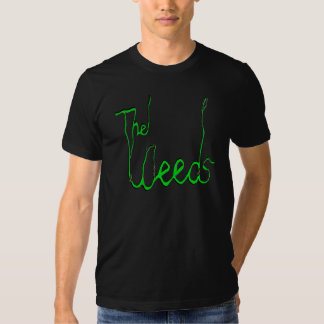 """The New Born Years """"The Weeds"""" Logo Shirt"""