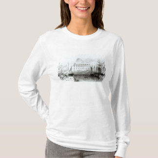 The New Custom House, Liverpool, c.1830 T-Shirt