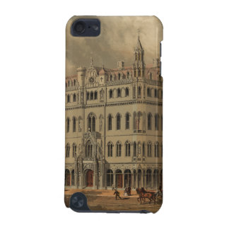The New Masonic Temple - Boston (1855) iPod Touch (5th Generation) Case