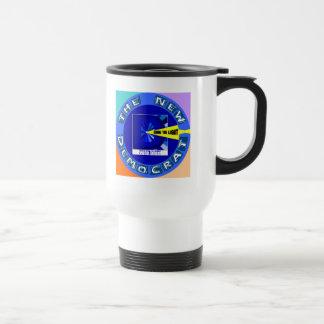 The New More Aggressive Democrat Coffee Mugs