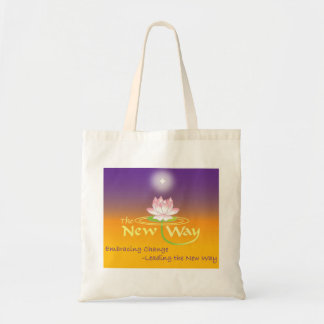 The New Way Budget Tote Bag