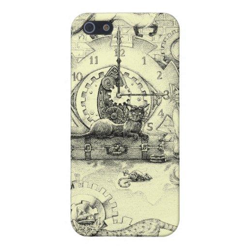 The Nine Adventures of Gustopher Jones iPhone 5 Cover