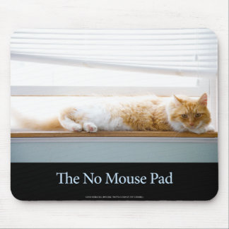 The No Mouse Pad