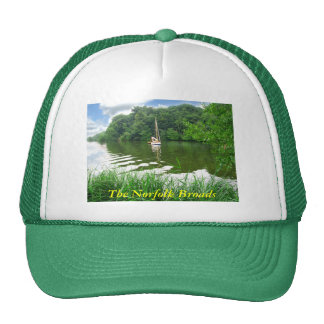 The Norfolk Broads Cap