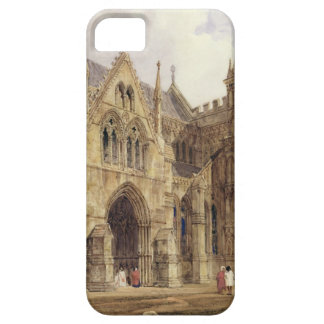 The North-West Porch of Salisbury Cathedral, 1832 Barely There iPhone 5 Case