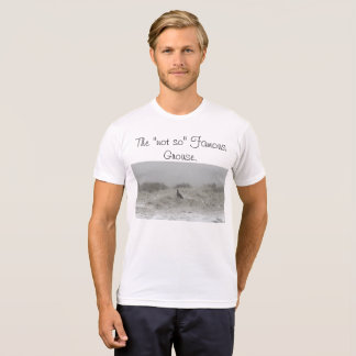 """The """"not so"""" Famous Grouse. T-Shirt"""