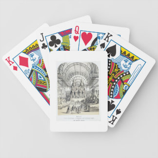 The Nubian Court at The Crystal Palace in Sydenham Deck Of Cards