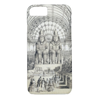 The Nubian Court at The Crystal Palace in Sydenham iPhone 7 Case