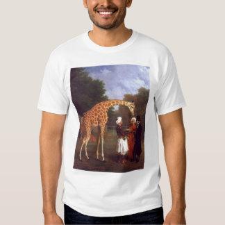 The Nubian Giraffe Tshirts