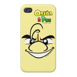 The Nuclear Onion iphone 4/4S marries iPhone 4 Cases