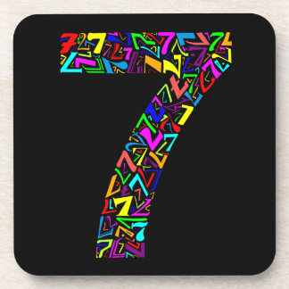 The Number Seven Coaster