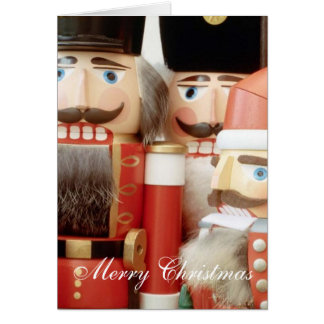 The Nut Crackers Greeting Card