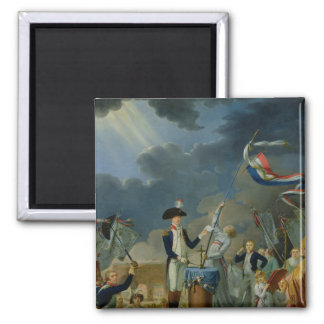 The Oath of Lafayette Magnet