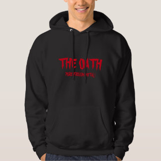 The Oath with Johnny Thrash Hoodie