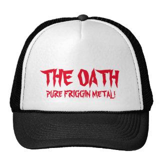 The Oath with Johnny Thrash Trucker Cap