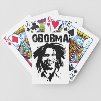 The Obobma Bicycle Playing Cards