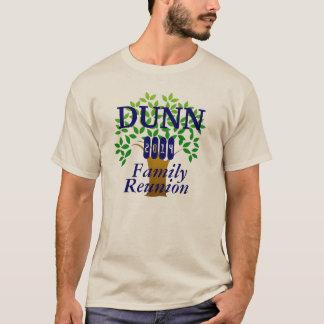The Official 2014 Dunn Family Reunion Tshirt