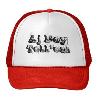 The Official Aj Boy Tell em Hat