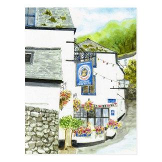 The Old Mill House Inn Postcard