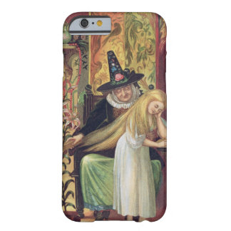 The Old Witch combing Gerda's hair with a golden c Barely There iPhone 6 Case