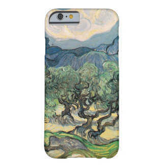 The Olive Trees,1889, by Vincent van Gogh Barely There iPhone 6 Case