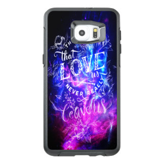 The Ones that Love Us Amethyst Dreams OtterBox Samsung Galaxy S6 Edge Plus Case