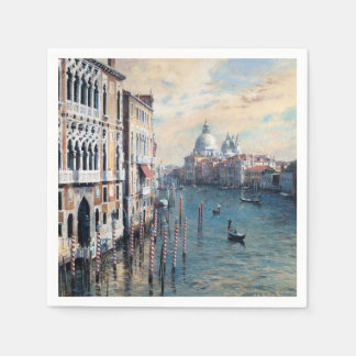 The Opal Venice Paper Napkin