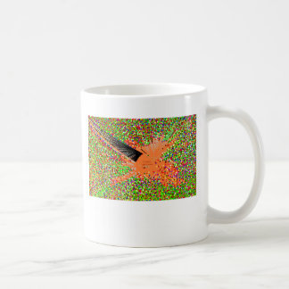 The Orange Coy Fish Coffee Mug