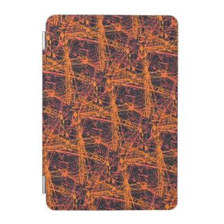 THE ORANGE WEB (an abstract art design) ~ iPad Mini Cover