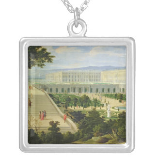The Orangerie at the Chateau de Versailles Silver Plated Necklace