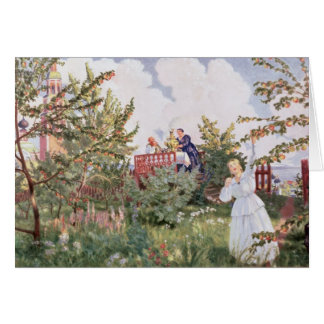 The Orchard, 1918 Card