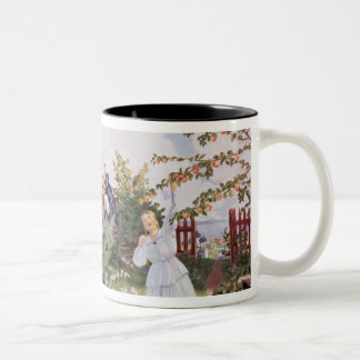 The Orchard, 1918 Two-Tone Coffee Mug