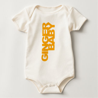 The Original Ginger Baby Baby Bodysuit