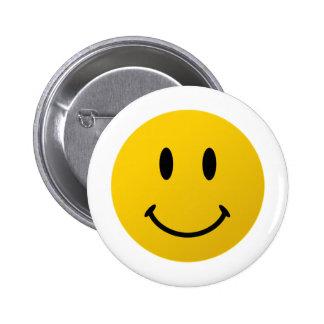 The Original Smiley Face 6 Cm Round Badge