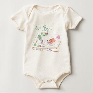 The Original Sustainable Baby Bodysuit