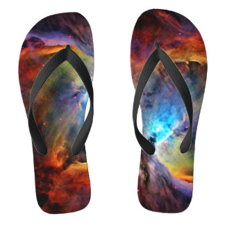 The Orion Nebula Jandals