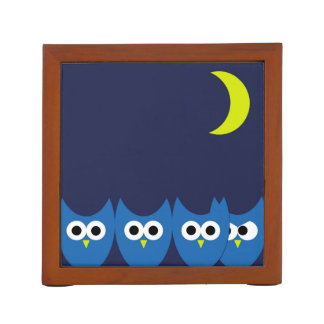 The Owls Desk Organiser