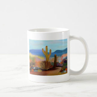 The Painted Desert Coffee Mug