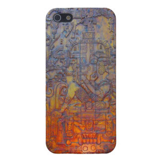 The Palenque Astronaut! iPhone 5/5S Cover